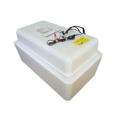 Инкубатор автоматический Несушка 36 яйц цифровой 220В/12В с гигрометром